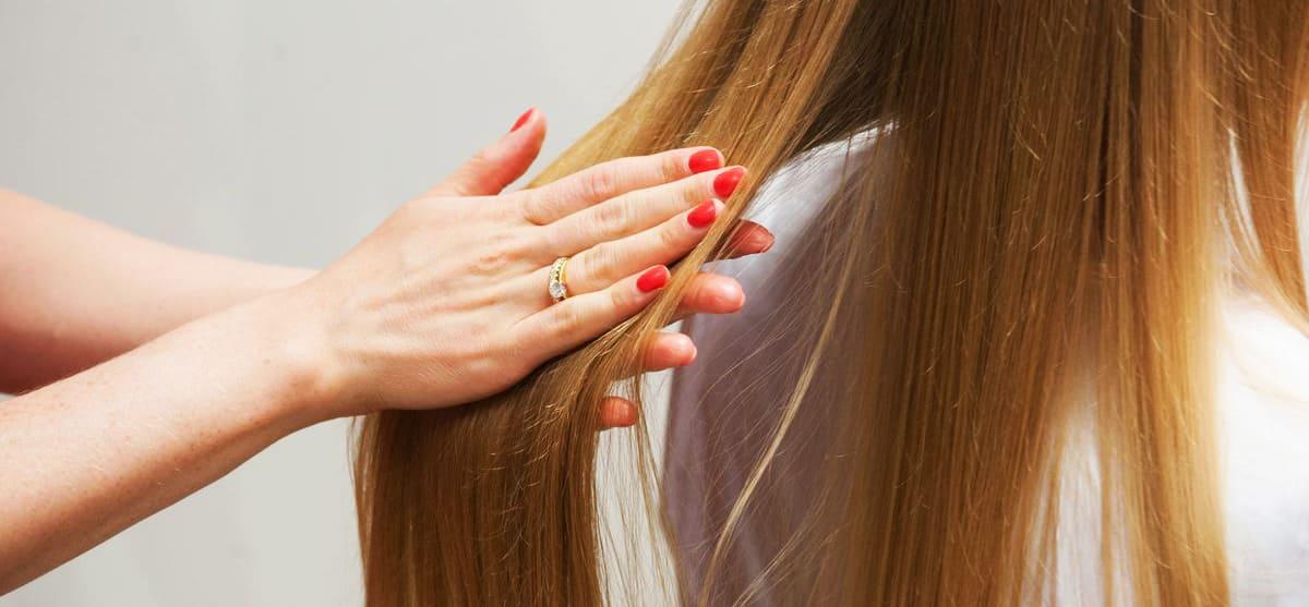 Уход за светлыми волосами дома